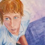 Was ist · 80 x 60 cm · Acryl auf Canvas · 2013